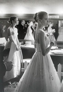 Grace and Audrey Oscars 1956