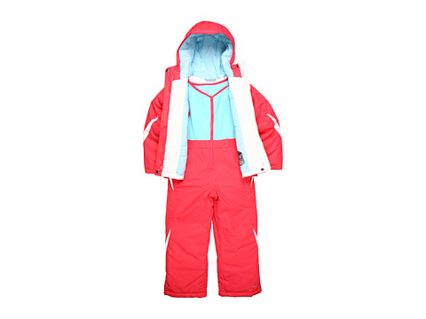 Columbia toddler girls ski suit., girls ski fashion