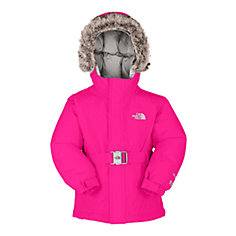 Toddler girls ski jacket, girls ski fashion 2013