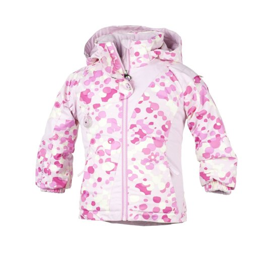 Obermeyer Girls  Balance Jacket, Toddler Girls ski jacket, Girls ski fashion