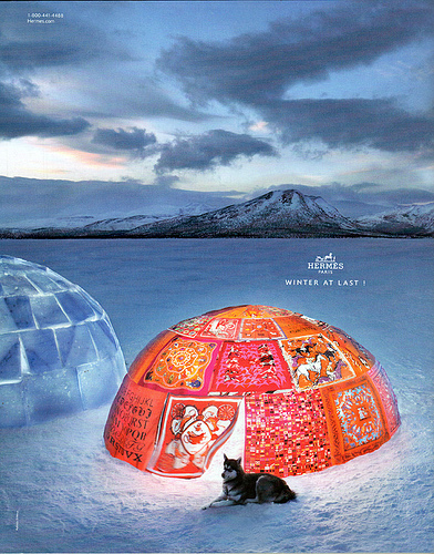 Hermes Igloo, Hermes Winter,
